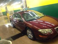 MUST SEE New Safety 2002 Chrysler 300M Fully Loaded