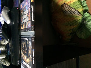 playstation 3 170 dollers comes with three controllers