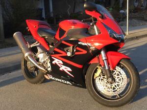 2002 Honda CBR954RR CBR 954 Fireblade Supersports bike *MINT*