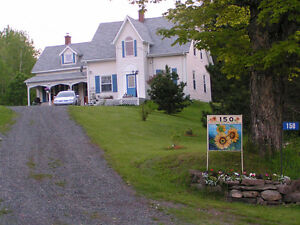Traditional 5 bed N.S. farm home Rural Pictou County.SOLD SOLD