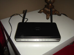 D-Link Wireless modem