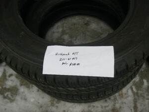 215-65r17 tires