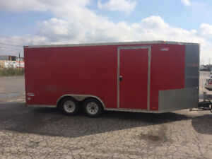 17FT TRAILER FOR SALE