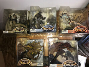 MCFARLANE'S DRAGONS Series 3