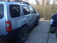 2003 Nissan Other SUV, Crossover