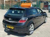 2007 Vauxhall Astra 1.9 CDTi 16V SRi [150] 5dr [Exterior Pack] HATCHBACK Diesel