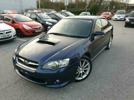 2002 Subaru Legacy AUTOMATIC 2.0 TURBO BL5