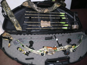 Compound bow 2006 mint condition