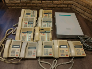 Business Phone System (Norstar Meridian)