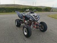 Yamaha YFM 700R RAPTOR ATV QUAD 2007