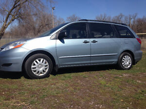 2007 Sienna $7850 (or trade for smaller vehicle)
