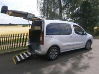 2012 Peugeot Partner Tepee 1.6 e HDi 92 S 5dr AUTO WHEELCHAIR ACCESSIBLE VEHI...