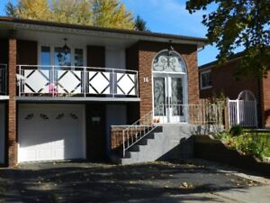 Conveniently located 2 bedroom Lower Level Apartment