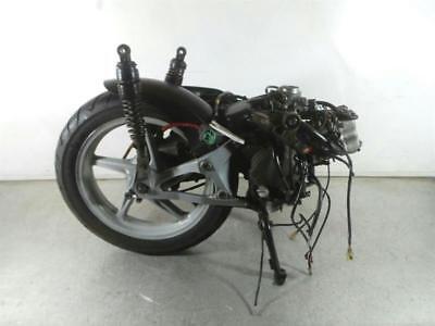 Honda SH 125 (2004->) Engine