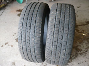 Two 275-55-120 tires $150.00