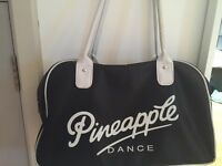 Pineapple dance bag