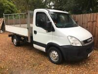Iveco Daily S Class 2 3td 35s11v Swb Tipper 1 Owner From