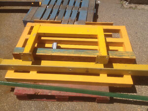 Heavy Duty Steel Bumper Guards For Sale -- Great Condition