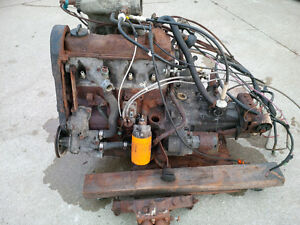Classic VW engine 1.6L and or Transmission