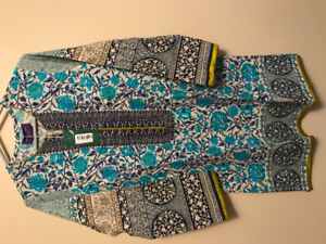 Branded Sana Safinaz embroided kurtis for $ 60