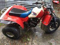 Honda Atc 200x 1983 atc70 atv trike £850 Ono