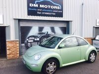 Vw beetle 2.0 2002 PX TO CLEAR!