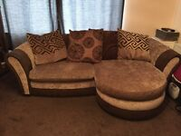 4 Seater Sofa - DFS