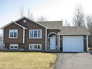 Beautiful home with 5 bedrooms, garage and great backyard