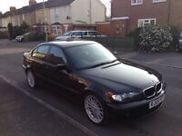 BMW 320d for sale.