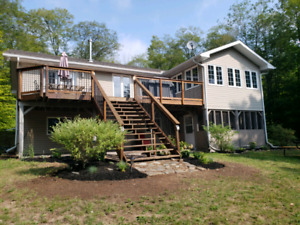 Cottage for rent Big Gull Lake