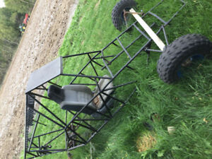 Frame dune buggy pour projet