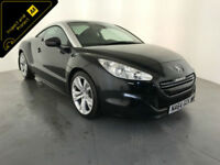 2014 64 PEUGEOT RCZ GT HDI COUPE DIESEL 163 BHP 1 OWNER FINANCE PX WELCOME