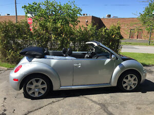 "2003 VOLKSWAGEN BEETLE ""TURBO"" CONVERTIBLE"