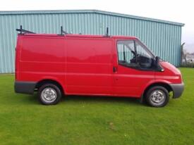 2007 57 plate Ford Transit 2.2TDCi Duratorq ( 85PS ) call 01592-504547 only 64k