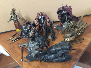 Spawn figures McFarlane toys LOT