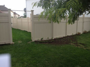 PVC Fence year end Sale Gatineau Ottawa / Gatineau Area image 7