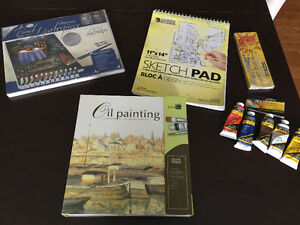 Art Painting Supplies Spice Box Royal Langnickel Windsor &Newton Cambridge Kitchener Area image 1