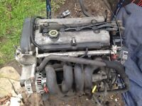 Ford Fiesta Zetec s mk 5 ,focus mk 1 engine,£130,no offers