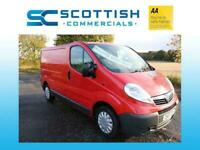 2013 VAUXHALL VIVARO *ONE OWNER* EXCELLENT CONDITION LOW MILES YEARS MOT trafic