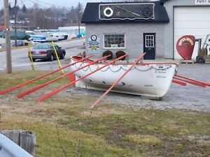 life boat and oars London Ontario image 4