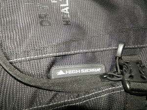 HIGH SIERRA brand new backpack- laptop backpack(water proof)