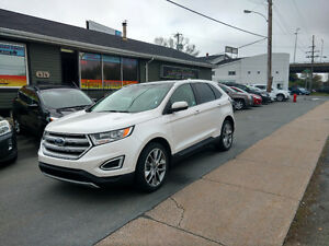 2015 Ford Edge Titanium SUV, Crossover - Fully Loaded