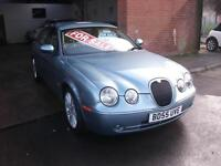 2005 Jaguar S-TYPE 2.7D V6 Sport Manual 99,139 Miles