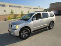 2005 Nissan Armada SE,8 Passanger, 4x4  Certified, SUV,Crossover