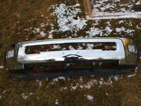 Front Bumper from 2013 Dodge 5500 with Fog Lights installed