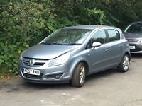Vauxhall Corsa D 1.4 Twinport 2007 For Breaking