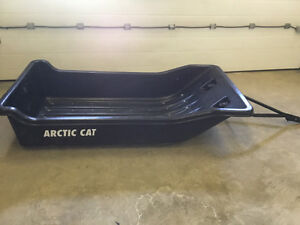 ARCTIC CAT TRAPPERS SLED