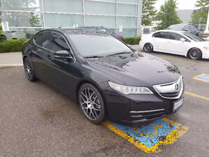 2016 Acura TLX 2.4 Tech Lease Takeover with BONUS Alloy Pckg