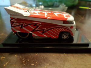 Hot Wheels Liberty promotions VW bus 2010 Canadian Exclusive