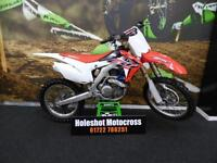 Honda CRF 450 Motocross Bike completely stock machine clean example